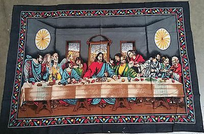 Jesus The Last Supper wall Tapestry ( pack of 10 piece)