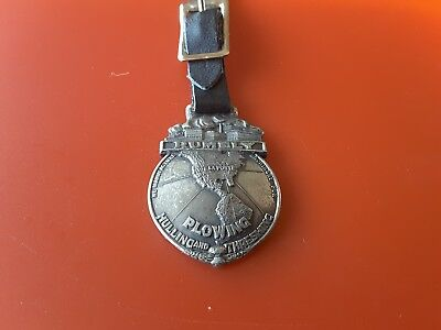 Rumely Oil Pull Tractor Watch Fob