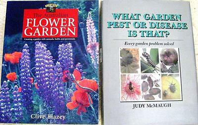 WHAT GARDEN PEST OR DISEASE IS THAT? J. McMaugh + THE AUSTRALIAN FLOWER GARDEN