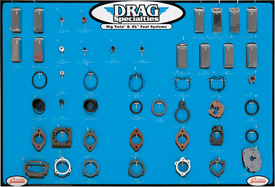 DRAG 9903-0082 Gasket, Seal and O-Ring Display for Fuel System