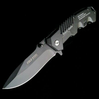 USA Design Climbing Camping Survival Tactical Hunting  Folding cold steel Knives