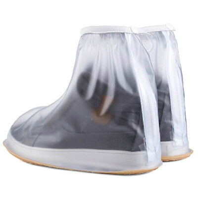 New Reusable Rain Shoe Covers Waterproof shoes Overshoes Boot Gear Protector #