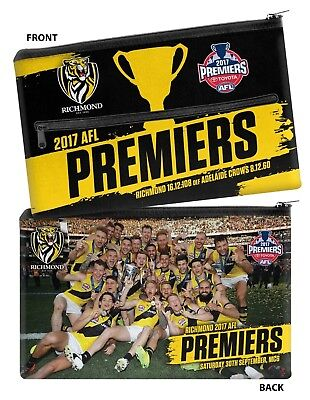 Richmond Tigers 2017 Premiers Pencil Case