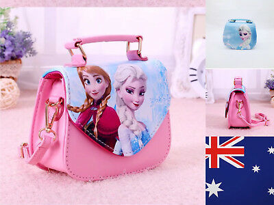 Frozen Girls Baby Handbags Leather Bags Children Kids Shoulder bag