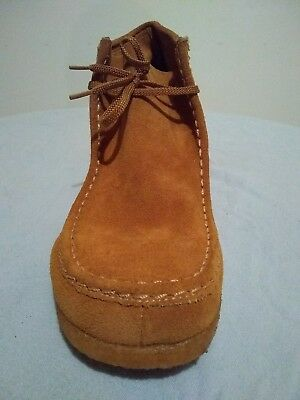 b7a2c61dab4656 CLARKS MEN S WALLABEE Boots GTX Peat Suede 26128500 -  131.75
