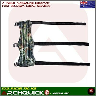 Archery Wrist Arm Guard Compound Bow Recurve Bow Arm Protection Cam