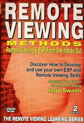 Remote Viewing & ESP From The Inside Out (2005, DVD NUOVO) Special ED (REGIONE )