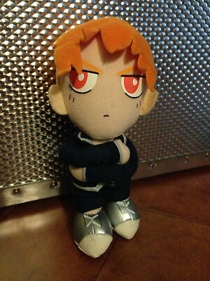 OFFICIAL JAPAN! Fruits Basket - Kyo Sohma School Outfit Plush (RARE!)