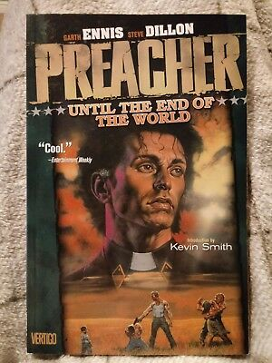 Preacher Book 2 Until The End Of The World Graphic Novel ISBN 978-1-56389-312-4
