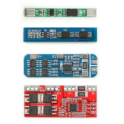 1/2/3/4S Li-ion Battery 18650 Charger High Current Protection Board ModuleUS