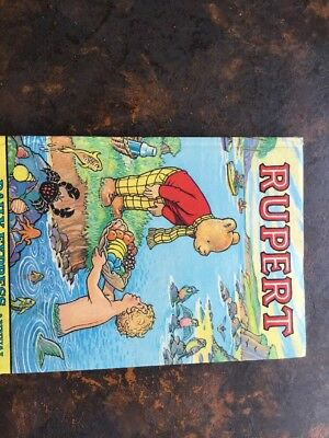 Rupert Annual 1975, Good Condition Book, Bestall,Alfred, ISBN