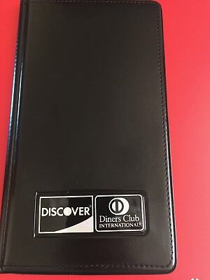 Check Presenters, Rest, Bar, Server Book Case Of 20, Fast Free Priority Ship!!
