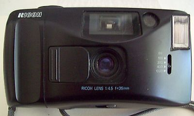 RICOH VINTAGE CAMERA L-20 with owner's manual