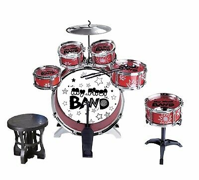 Mapex Drum Kit Complete Set With Sticks Stool And Pads