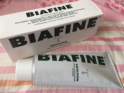 Biafine Trolamine Emulsion Cream From France