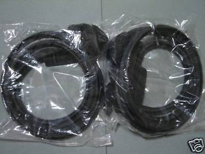 Toyota Corolla Ke35 Te37 Weather Strip Door Seals Pair