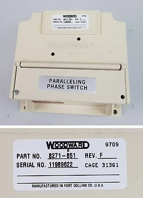 PP4493 Paralleling phase switch Woodward 8271-851