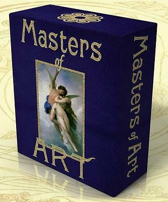MASTERS of ART 22,675 fine art prints on one data DVD!