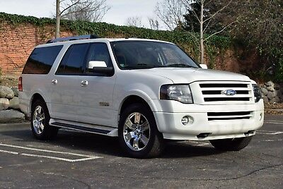 2007 Ford Expedition Limited EL 4x4 - Clean CarFax - 3rd Row - Loaded! 2007 Ford Expedition Limited EL 4x4 - Long Wheelbase, 3rd Row Seats, 7 Passenger