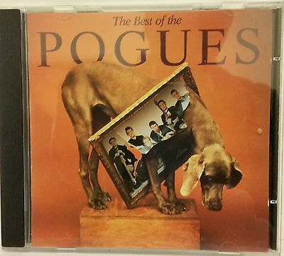 The Best of The Pogues, Cd Album