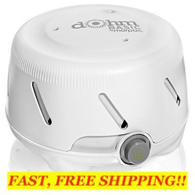 DOHM BASIC by Marpac, The Original White Noise Machine, NEW AND SEALED!!