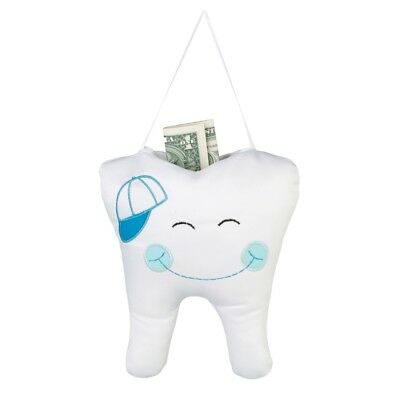 Tooth Pillow Blue