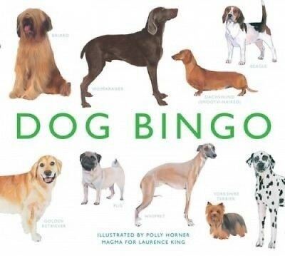 Dog Bingo (Magma for Laurence King) by Polly Horner.