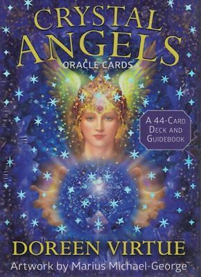 Crystal Angels Oracle Cards by Doreen Virtue NEW & Sealed