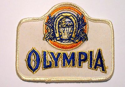 """Olympia Beer  Patch 4"""" inches Ale Vintage Vintage"""