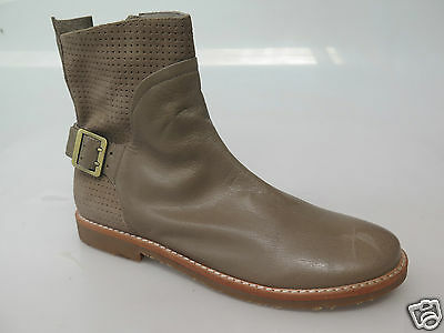 Django & Juliette - new ladies leather ankle boot size 37 #178 *FINAL CLEARANCE*
