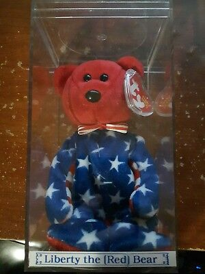 Liberty the (Red) Bear