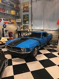 1970 Ford Mustang Deluxe 1970 Mustang Boss 302 Real Deal