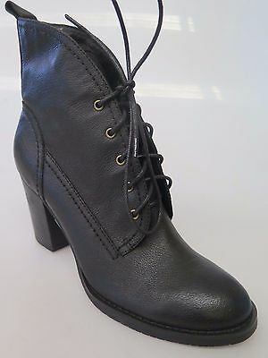 XXX - Top End - new ladies leather ankle boot size 37 #177 *FINAL CLEARANCE*