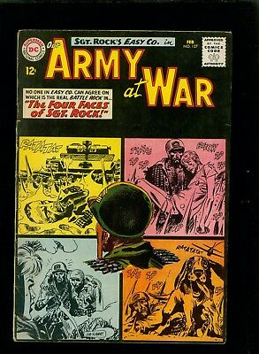Our Army At War 127 VG 4.0