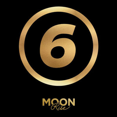 DAY6 MOONRISE 2nd Album CD+2Fold Poster+P.Book+Cover+Card+POP-UP CARD SET SEALED