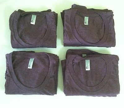 Wholesale Lot of 10 American Apparel Women's BB301 Poly Cotton 50/50 T-shirts
