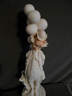 "Giuseppe Armani Clown, ""Tender Clown"", Used, Very Nice Condition"