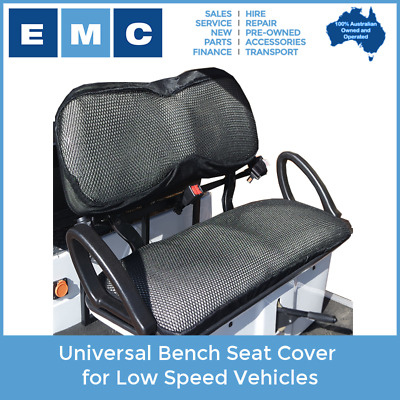 Universal Seat Covers for Golt Cart Type Vehicles - Suits Most Models