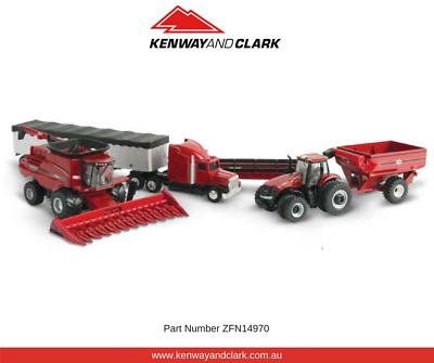 1:64 Case IH Harvesting Set