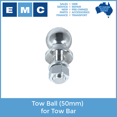 Tow Ball (50mm) for Tow Bar