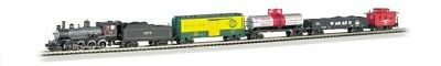 Bachmann-Trailblazer Train Set -- Chesapeake & Ohio - N