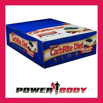 Universal Nutrition - Doctor's CarbRite Diet Bars
