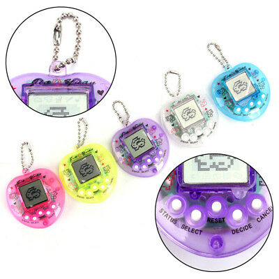 Tamagotchi Connection Virtual Cyber Pet Retro Toy 90s Nostalgic Novelty 168 in 1