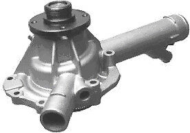 Protex Water Pump PWP4035 fits Mercedes-Benz C-Class C 180 (C204), C 180 (W20...