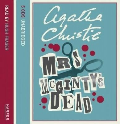 Mrs McGinty's Dead [Audio] by Agatha Christie.