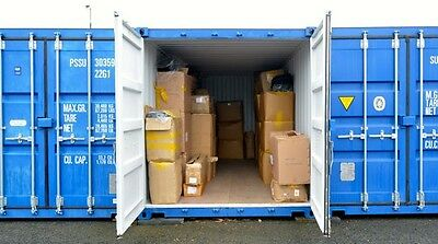 Self Storage ELLESMERE Shropshire 20 Foot Shipping Container