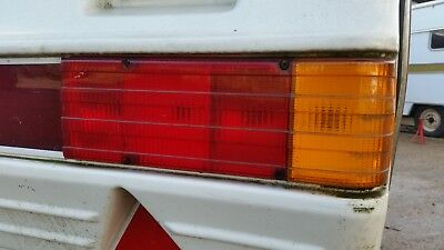 1996 Coachman Mirage 460/4 NS Or OS Rear Cluster Light / Lens With Bulb Holder