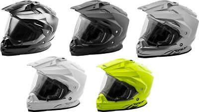 2019 Fly Racing Trekker Adventure Dual Sport Dirt Bike ATV UTV Offroad Helmet