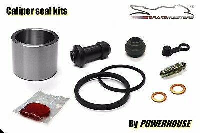 Suzuki DR600 R front brake caliper piston & seal repair rebuild kit 1988 1989