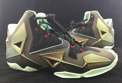 watch 3e3df 339eb ... canada nike lebron james xi 11 kings pride mens size 9.5 vnds 6501f  e23a5